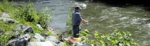 Class A Trout Fishing Stream