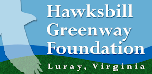 Hawksbill Greenway Foundation - Luray VA Logo