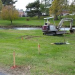 Digging Piers